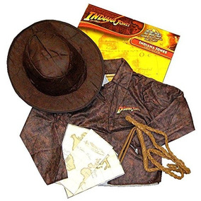 Indiana Jones Latigo Original   Hasbro Con Sonido. Usado - Estado De México  · Disfraz Niño Indiana Jones 10d551f1083