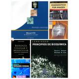Combo Más 600 Libros Medicina Todas Las Especialidades Pdf