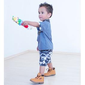 Traje Para Bebé Militar Unisex Varios Colores Babynova A7