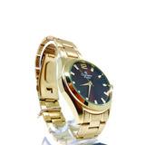 00d6c5dd239 Relógio Feminino Dourado Moda Atual Champion Original
