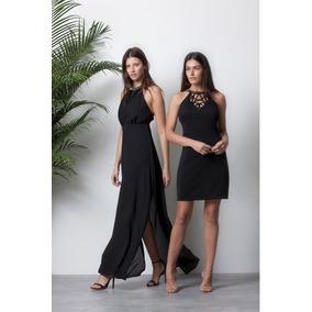 Vestido Decote Laser Fem 65 - Va0465 - Va0465