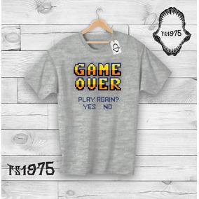 Gorra Game Over - Ropa y Accesorios Gris oscuro en Mercado Libre ... 706679071eb