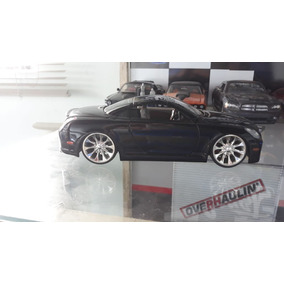 Miniatura Lexus Sc430 Jada Toys Dub City Escala 1/24