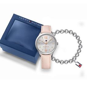 Reloj Tommy Hilfiger Set 2770017 Mujer Envio Gratis