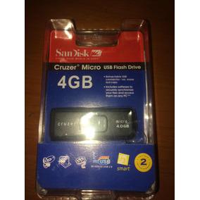 Dispositivo De Almacenamiento Usb Pendrive 4gb