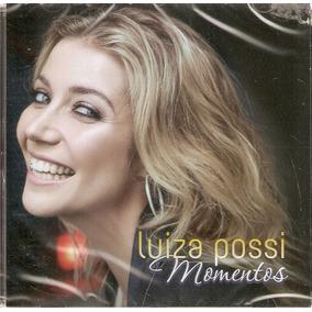 Cd Luiza Possi Momentos - Novo Lacrado***