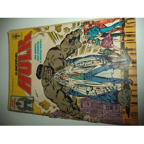 Hq Hulk # 78 De 1989
