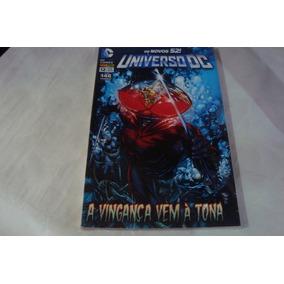 Gibi Panini / Universo Dc Os Novos 52 12(2013) Vingança Vem