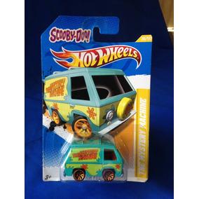 Maquina Del Misterio Hot Wheels 1/164