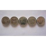 Monedas De 20 Bs Año 1998 - 1999 - 2000 - 2001 - 2002