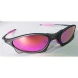 040953667 Oculos Penny Xmetal Lente E Borracha Rosa Pink Polarizada Us