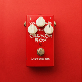 Pedal Mi Audio / Mi Effects - Crunch Box