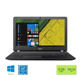 Notebook Acer 15,6 Intel Celeron Quad Core - Nx.gj7al.007