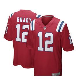 Brady Jersey Roja en Mercado Libre México 3c018ee93fa
