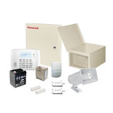 Kit De Alarma Residencial Con Sensor De Movimiento Y Contact