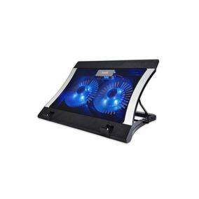 Cooler 2 Abanicos Laptop