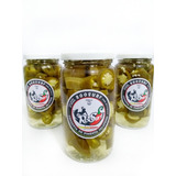 Conserva De Pimenta Jalapeno 350 Ml As Originais No Azeite