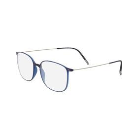 bd1d7f9f82c8e Óculos Silhouette Eyeglasses Spx Art Chassis 7690 6060 Brown ...