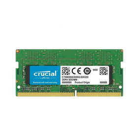 Memoria Notebook 8gb Ddr4 2400mhz Crucial Novo Original