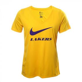 Playera Nike Lackers Dry Mujer- Talla M