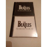 Cd The Beatles Past Masters Volume One And Two