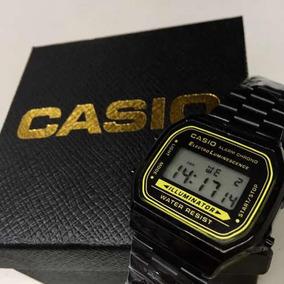 5842b69db8e Black And Yellow - Relógio Casio no Mercado Livre Brasil