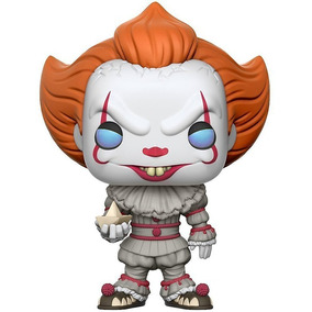 Funko Pop Pennywise (with Boat) 472 - It - Filme