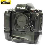 Câmera Nikon Reflex 35mm Modelo N90s C/ Vertical Grip -corpo