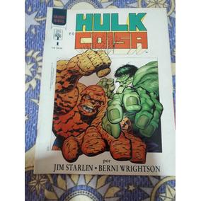 Graphic Marvel Nr 1 - Hulk - Maio 1990