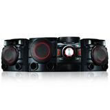Sistema De Sonido Subwoofer Bluetooth Lg Cm4550