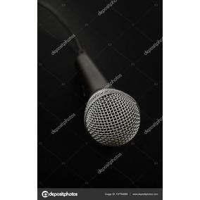 Microfone Profissional High