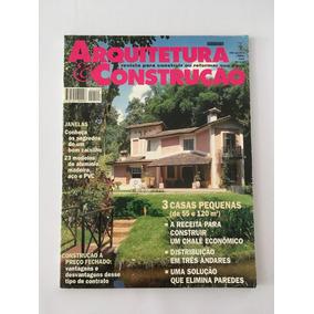 Revista Arquitetura E Construção - Abril 1997 - Nº 4