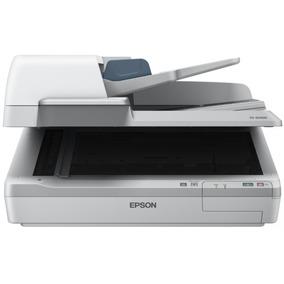 Escáner De Documentos A Color Epson Workforce Ds-60000
