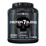 Protein 7 Blend 1,8kg Black Skull Chocolate