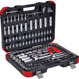 Gedore Red Kit Ferramentas 172 Peças Jogo Soquetes R45603172