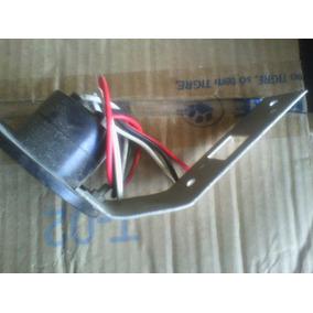 Base Rele Fotoeletrico Aste Metal