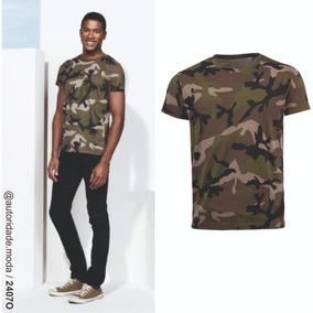 Molde Camiseta Básica Masculina Com Peça Piloto Aprovada