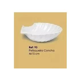 Petisqueira Porcelana Branca - Cozinha no Mercado Livre Brasil 5b6402fb48903