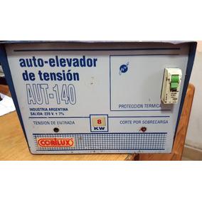 Auto Elevador De Tension 8 Kw 140v - Marca Corilux
