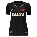 Camisa Feminina Umbro Vasco no Mercado Livre Brasil a1217df89ee59