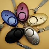 Alarma Seguridad Personal Con Llavero