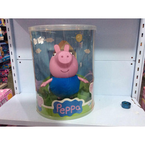 Peppa Pig Boneco Do George 35 Cm Multibrink