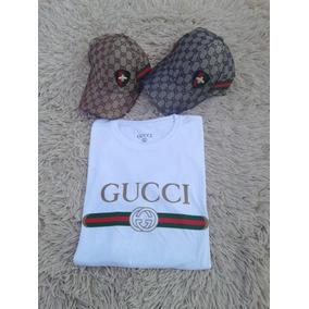 Polera Gucci Blanca Clásic