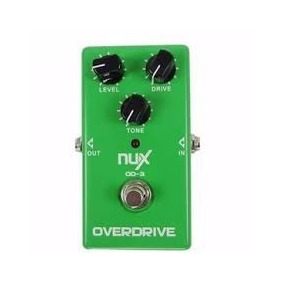 Pedal Nux Over Drive Od-3 * Vintage