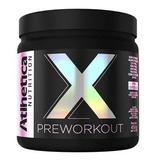 Pre Treino X Pre-workout (450g) - Atlhetica Nutrition