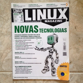Revista Linux Magazine N80 Novas Tecnologias Apache Jene