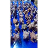 Perros Xoloitzcuntle, Artesania Prehispanica Replica 100 Pzs