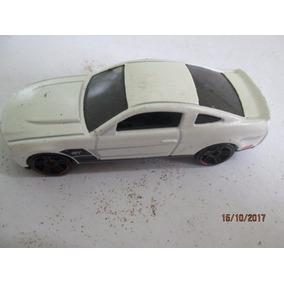 Brinquedo Carro Miniatura Ford Mustang Gt, Escala 1/64