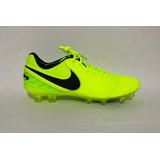 51d9711144 Chuteira Nike Tiempo Couro De Canguru Campo - Esportes e Fitness no ...