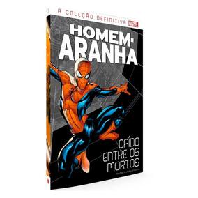 Hq Homem Aranha Coleção Definitiva Salvat Volumes A Escolha